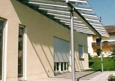 Wohnhaus in Althegnenberg