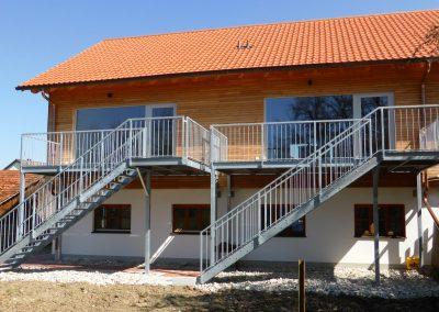 Wohnhaus in Lindach
